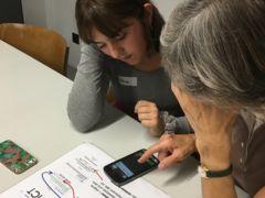 Jugendliche erklären das Handy